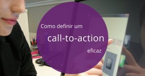 como definir um call to action