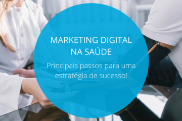 marketing digital na área da saúde